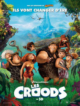 ➽ LES CROODS | ★★★★★ |