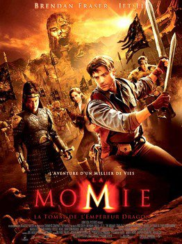 ➽ LA MOMIE 3, LA TOMBE DE L'EMPEREUR DRAGON | ★★★★★ |