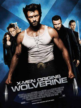 ➽ X-MEN ORIGINS : WOLVERINE | ★★★★★ |