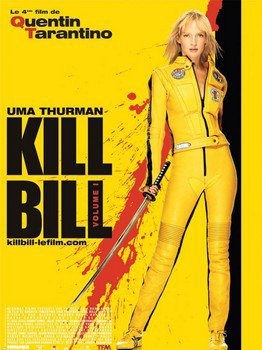 ➽ KILL BILL VOL.1 | ★★★★★ |