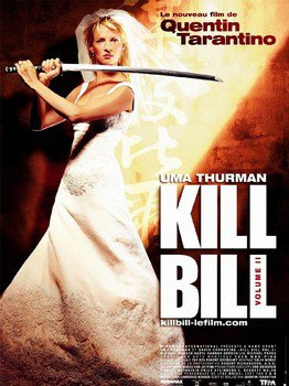 ➽ KILL BILL VOL.2 | ★★★★★ |