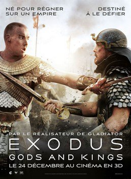 ➽ EXODUS : GODS AND KINGS | ★★★★★ |