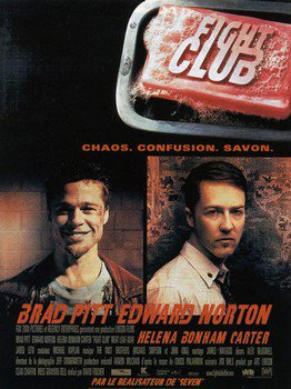 ➽ FIGHT CLUB | ★★★★★ |