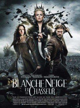 ➽ BLANCHE-NEIGE ET LE CHASSEUR | ★★★★★ |