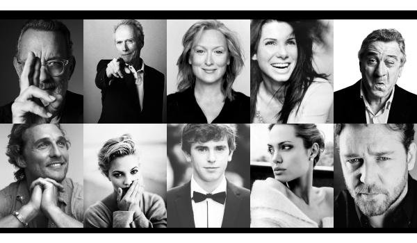 Mon top 10 des acteurs/actrices