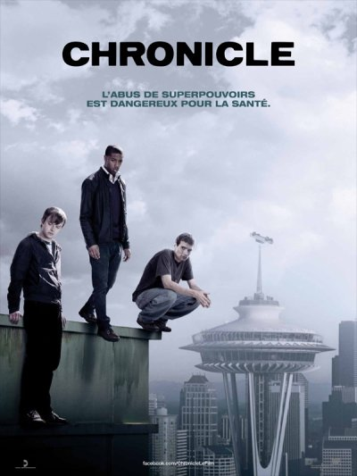 "A voir : ""Chronicle"" Josh Trank"