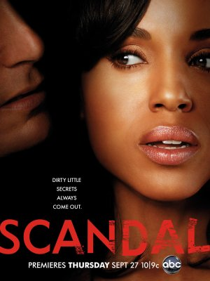 "Côté Série : ""Scandal"""