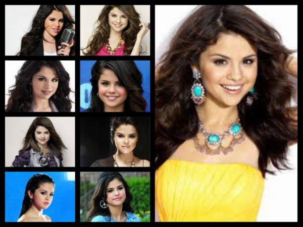 Comment préféré vous Selena Gomez ?