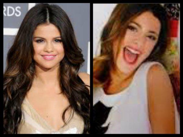 Qui préféré vous entre Selena et Martina ?