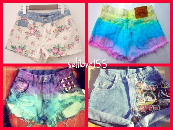 Shorts swag