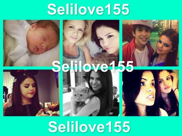 Nouvelles photos de Selly sur Instagram