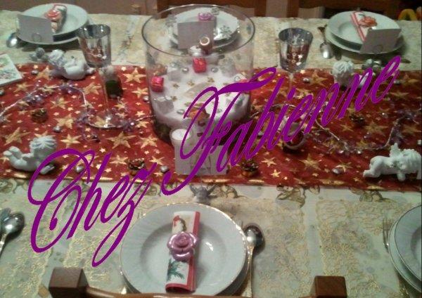 Tables festives
