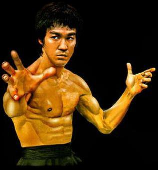 memories , la legende de Bruce Lee ( Lee Jun-fan )