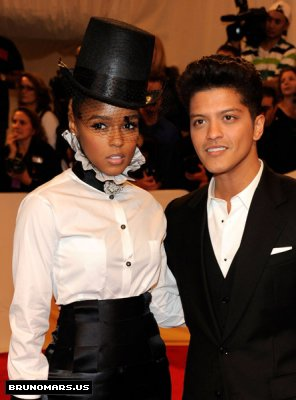 Bruno @ The met costume instuite gala