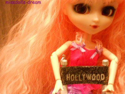 Small fairy of Hollywood