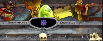 La guilde souffrances éternelles ouvre ses portes !