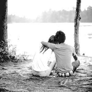 On pardonne Les gens Qu'on aime car l'amour est plus fort que la haine ♥