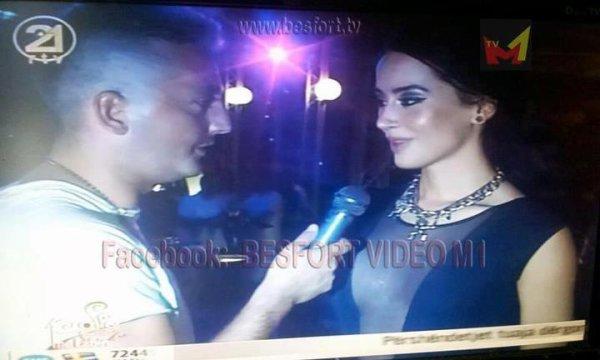 Dafina Zeqiri koncert ne Ulqin