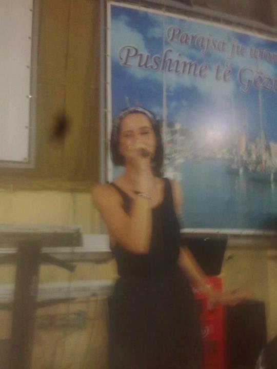 Dafina Zeqiri koncert ne Durres
