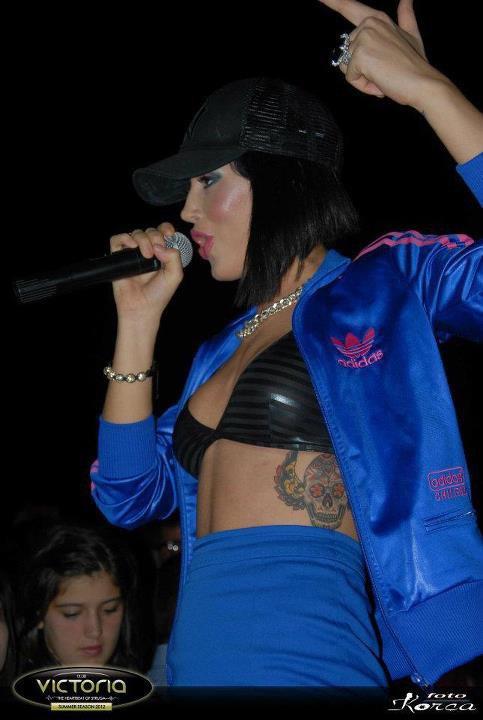 Dafina Zeqiri koncert ne Struge