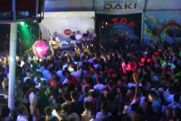 Dafina Zeqiri koncert ne Gjilan