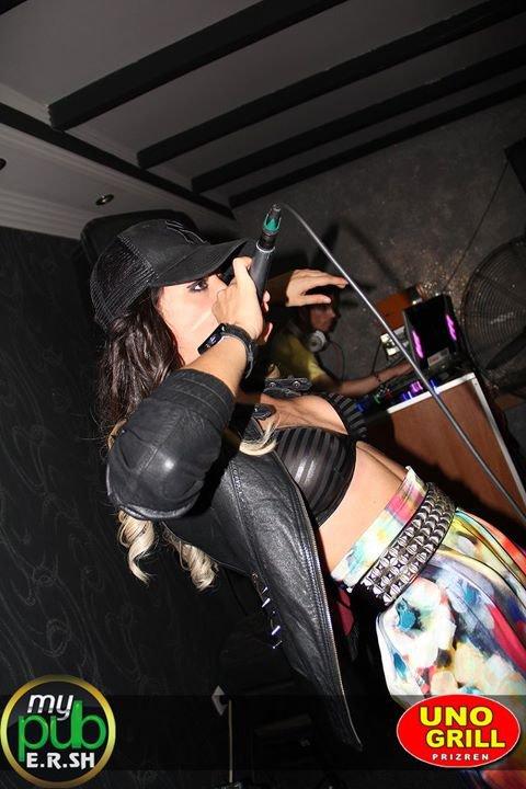 Dafina Zeqiri koncert ne Prizren