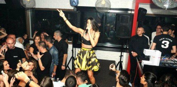Dafina Zeqiri - Duplex Club ♥ Pristina 30.07.2012