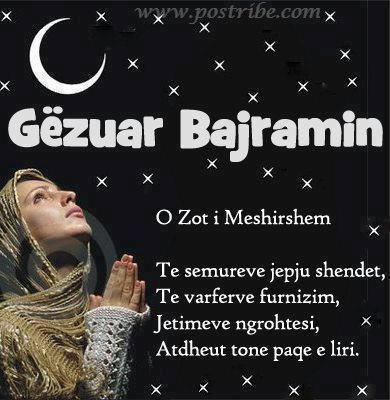 Urime Fiter Bajrami te gjithve Muslimanve ane e mban botes !!