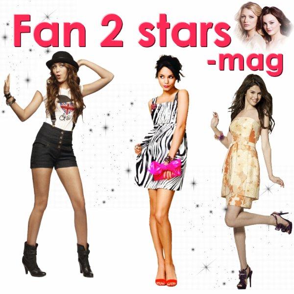 Disney Stars est devenue Fan2stars-mag