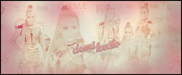 *  Bienvenue sur Lovato-Demis • Votre source d'actualité sur la magnifique Demi Lovato  *