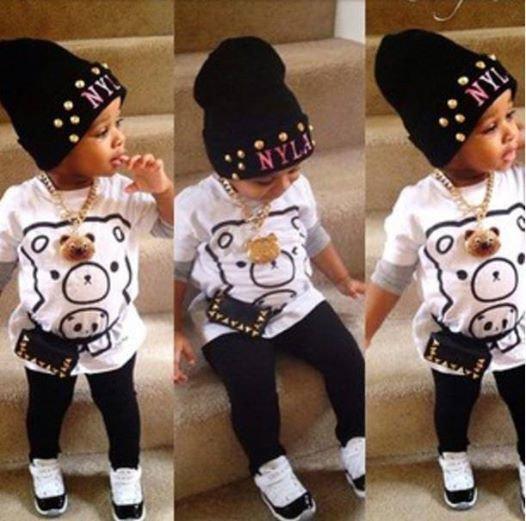 bébé swag