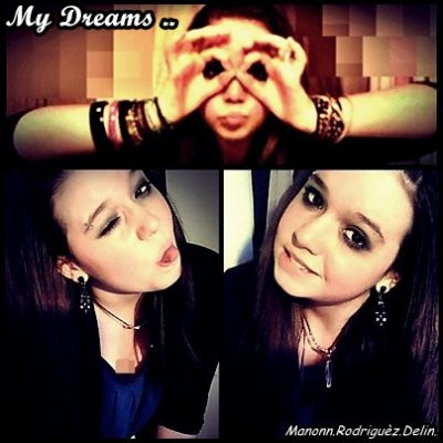 > My Dreams .. ♥
