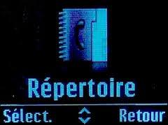 Répertoire!