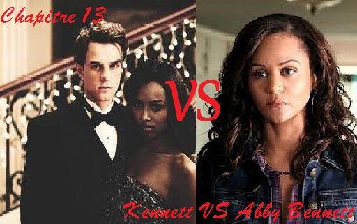 Chapitre 13: Kennett VS Abby Bennett
