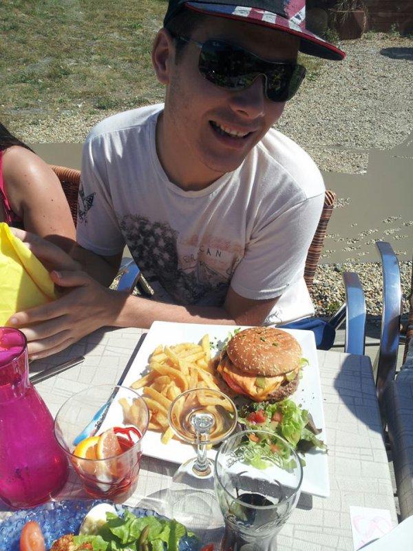 hamburger Mercii :P