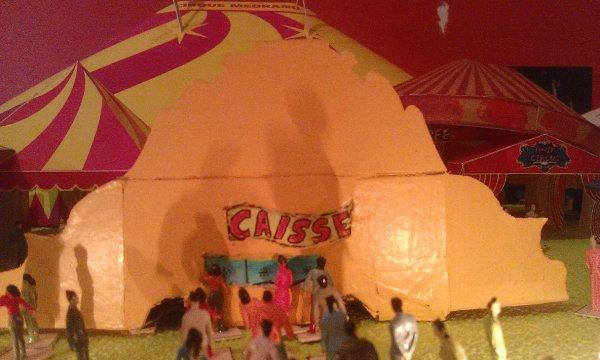 Vues du Cirque de Normandie en 2014