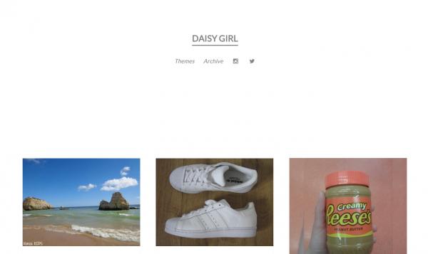 Venez me suivre sur Tumblr