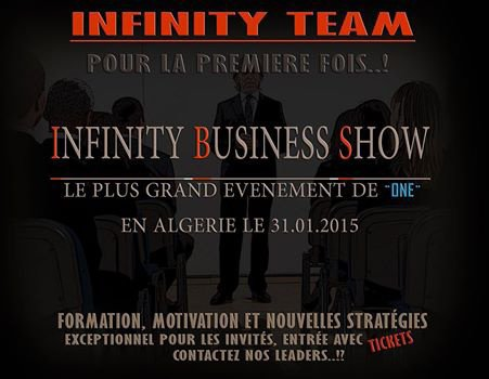 Infinity Business Show