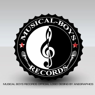 The Musical Boys Records NEW LOGO