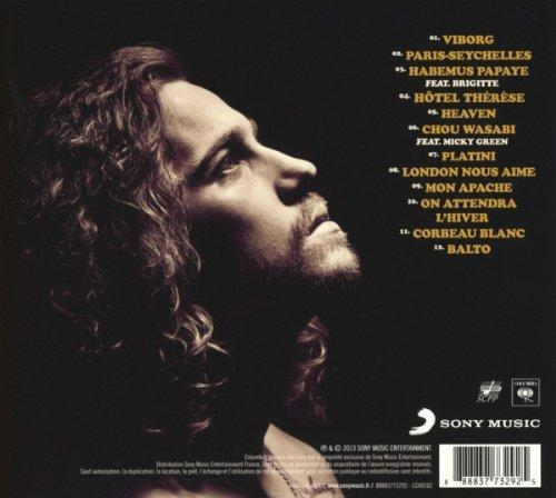 """ALBUM QUE JE VOUS CONSEIL : """" LOVE """" DE JULIEN DORÉ"""