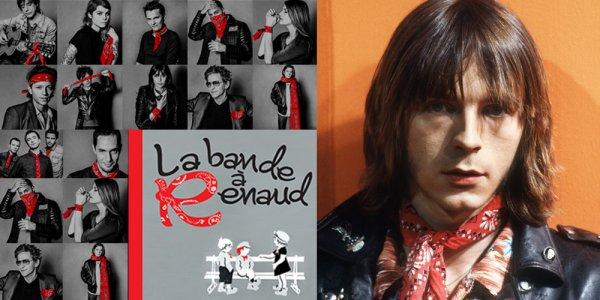 """NOUVEAU CD DANS LES BACS : """" LA BANDE A RENAUD """""""