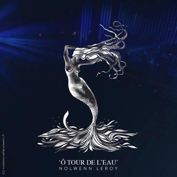 """NOUVEL ALBUM DE NOLWENN LEROY : BEST OF LIVE """" O TOUR DE L'EAU """" 2014"""