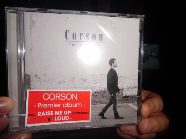 CORSON : PREMIER ALBUM : THE RAINBOW