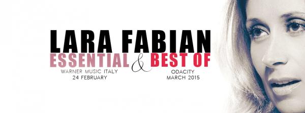 """NOUVEL ALBUM LARA FABIAN : """" ESSENTIAL """""""