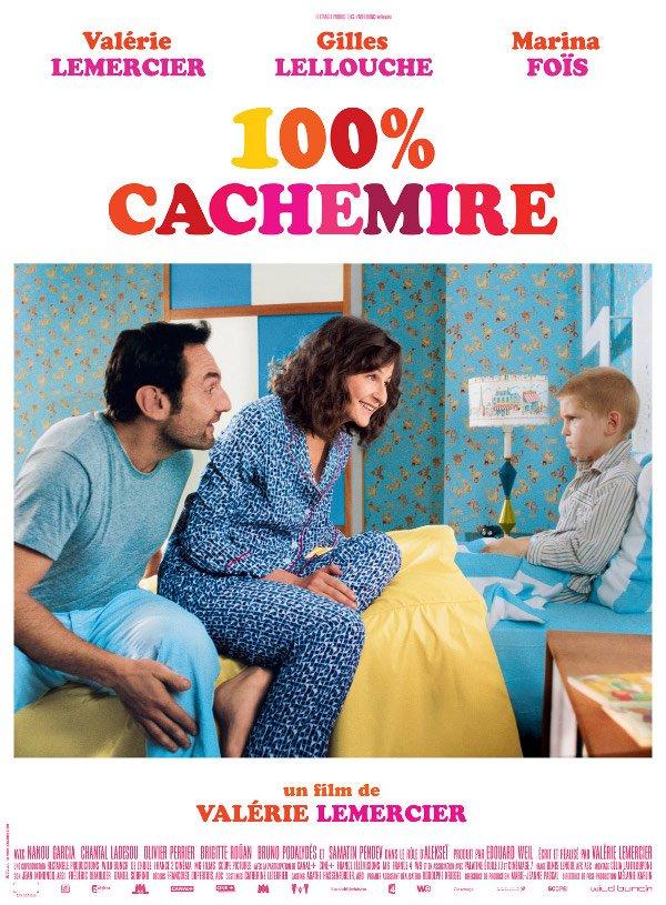 100% CACHEMIRE - LE TEASER DE LA NOUVELLE COMÉDIE DE VALÉRIE LEMERCIER