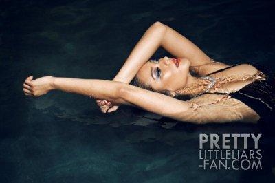 Nouveau photoshoot de Shay Mitchell pour Complex Magazine