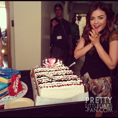 Happy birthday Lucy Hale !!