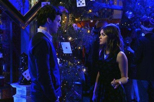 La fête de Jenna Marshall dans l'épisode 5