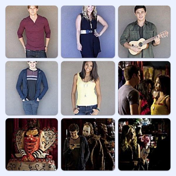 Photo et vidéos promo la web-série !