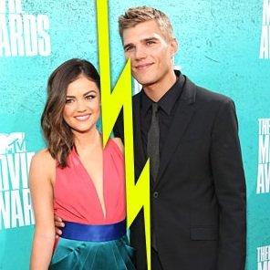 Lucy Hale et Chris Zylka se séparent